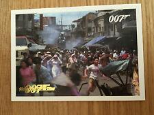 James Bond Archives 2014 Gold Foil Parallel Card 061 113/125 Tomorrow Never Dies