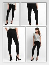 New Gap Mid Rise Easy jeggings SIZE 6 (28) black 788092
