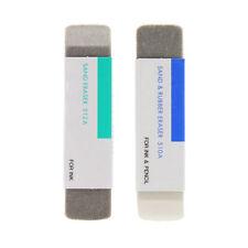 Eraser Fountain Pen Ink Eraser Sand Rubber Correction Supplies Durable
