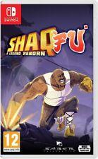Shaq Fu - A Legend Reborn   Nintendo Switch New