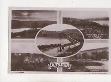 Ogden Yorkshire Reservoir Golf House Rock Hollow RP Postcard 427b