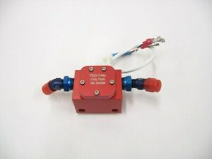 Electronics International FT-60 Fuel Flow Transducer - Lot # C602