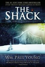 NEW The Shack by William P Young (2007, Hardcover) Original Language English