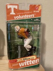 Jason Witten Tennessee Volunteers McFarlane College Football Series 2 Figure NIP
