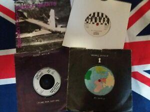 MOD REVIVAL singles x 4 Secret Affair Purple Hearts