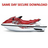 2000 Yamaha WaveRunner GP800R Service Manual FAST ACCESS