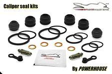Honda GL1200 L Goldwing LTD front brake caliper seal rebuild repair kit set 1985