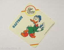 VECCHIO ADESIVO /Old Sticker DISNEY HOME VIDEO GASTONE Gladstone Gander (cm 8x8)