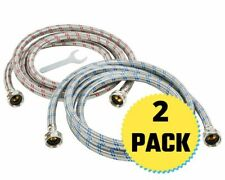 Washing Machine Hoses Stainless Steel Braided Water Supply Line - Hippohose