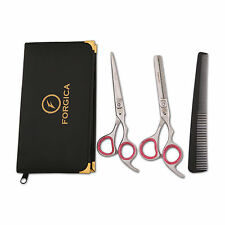 Professional Salon Shears Hairdressing Set Cutting+Thinning Barber Scissors
