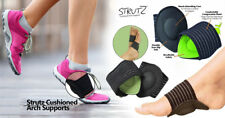 Soportes para el arco para pies Detox Reutilizable Pies Almohadillas para aliviar el dolor talón acolchada