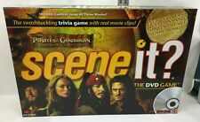 Scene It Pirates Of The Caribbean Dead Men Tell No Tales Game Complete 2007