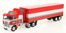Sold Out Item Bj and The Bear Kenworth K100 Tractor Trailer Replica