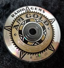 Audio CD - RADIO GEMS - AM Gold - USED VERY GOOD (VG) WORLDWIDE