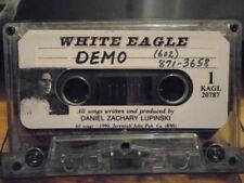 RARE PROMO Daniel WHITE EAGLE Lupinski DEMO CASSETTE TAPE 1990 unreleased folk !