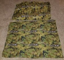 Gi Joe Twin Bed Sheets (Fitted & Flat) The Rise Of Cobra