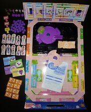 GUC Littlest Pet Shop Mall Madness Game 2008 Complete 4 Mini Pets PLEASE READ