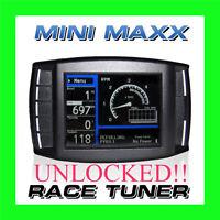 Mini Maxx DPF DELETE Race Tuner H&S Programmer GMC Sierra 2500 3500 HD Duramax