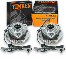 Timken Front Wheel Bearing & Hub Assembly for 2005-2010 Jeep Grand Cherokee wc