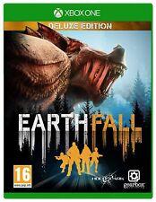 Earth Fall Microsoft Xbox One Game 16+ Years