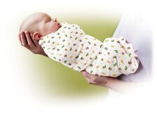 New Baby SwaddleMe Swaddle Pod Blanket Small Cotton Safari Toss