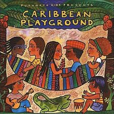 Putumayo Kids Presents: Caribbean Playground Various Artists 3 New Songs CD NEW