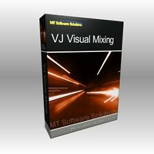 VJ DJ Video SWF Editing Visual Mix Mixer App Application NEW Software PRM