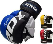 RDX MMA Gloves Training Martial Arts Punching Cage Fighting Muay Thai Sparring