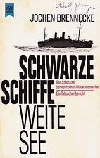 Nero SCHIFFE - larghezza SEE - Jochen BRENNECKE tb (1974)