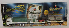 GRELL HO 1/87 CAMION REMORQUE TRUCK TRAILER MAN TGA BREWERY WITTICHENAUER BEER