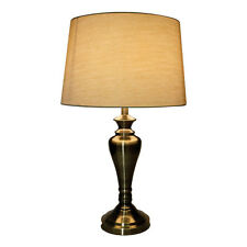 NEW Antique Brass Table Touch Lamp [RM-JYK008]