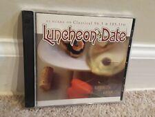 Classical 96.3 & 103.1 FM: Luncheon Date (2 CDs, 1996, EMI Canada)