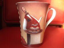 Portmeirion Mug Cake Waiter Brand New Fine Bone Chin Cup Coffee Tea