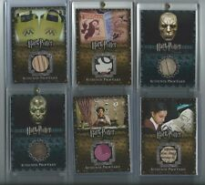 Harry Potter Order of the Phoenix OOTP PROP Dolores Umbridge's Curtains #/350