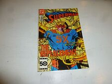 SUPERMAN Comic - No 418 - Date 04/1986 - DC Comics