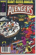 Avengers Annual #16       Very Fine- Condition