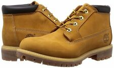 Men's Shoes Timberland Icon Waterproof Lace Up Chukka 23061 Wheat *New*