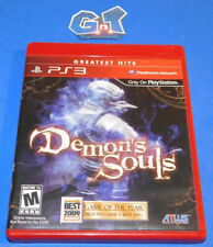 DEMON'S SOULS Playstation 3 PS3 CIB Complete, Tested