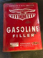 Vintage Gasoline Filler EAGLE Mfg. Co. Gas 2 Gallon