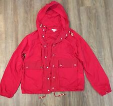 Engineered Garments Light Parka in Red Size M