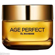 2 x L'Oréal Loreal  Paris Age Perfect Luxuriöse ÖL-Creme Richesse  2x50ml neu