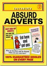 Incredibly Absurd Adverts,Tobar Ltd