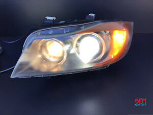 2006 2007 2008 BMW 3 Series 325i 328i 330i 335i Driver LH Xenon HID Headlight OE