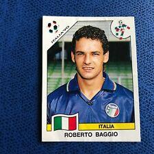 PANINI ITALIA 90 F.I.F.A. WORLD CUP ITALIA BAGGIO N 53 CON VELINA ORIGINALE