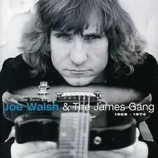 Best Of Joe Walsh & The James Gang (1969-1974) - Joe/James Gang (1999, CD NIEUW)