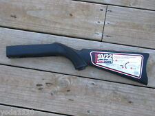 Ruger 10/22 Synthetic black Takedown Stock FACTORY OEM  Butt Stock