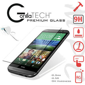 Genuine Gorilla Tempered Glass ScratchProof Film Screen Protector For HTC One A9