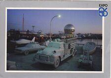 Expo '86 - Vancouver BC, Canada - Postcard