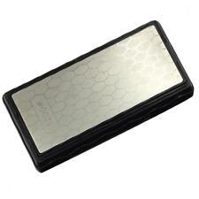 Diamond Coated Plate Sharpener Whetstone Sharpening Stone 400/1200# Grits