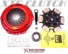 XTD STAGE 3 CERAMIC CLUTCH KIT FOR SILVIA 240SX SR20DET S13 S14 S15 jdm